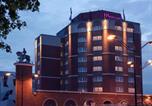 Hôtel Overbetuwe - Mercure Hotel Nijmegen Centre-1