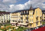 Hôtel Františkovy Lázně - Hotel Bajkal-1
