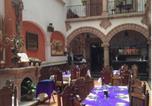 Hôtel Pátzcuaro - Hotel Mision San Manuel-2