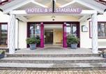 Hôtel Neuenstein - Hotel Eydt Kirchheim-2