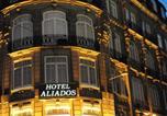 Hôtel Porto - Hotel Aliados-2