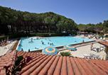 Camping Province de Livourne - Camping Free Beach