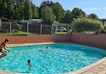 Camping avec Ambiance club Ault - Camping de l'Orival-1