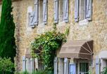 Hôtel Fleurance - La Ferme de Flaran-1