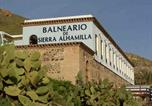 Hôtel Níjar - Hotel Balneario De Sierra Alhamilla-1