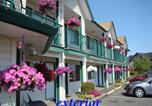Hôtel Nanaimo - Harbour Light Motel-2