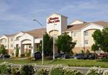Hôtel Redding - Hampton Inn & Suites Redding-1