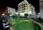 Hôtel Lat Krabang - Siam Golden Place Suvarnabhumi-1
