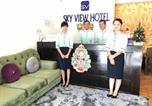 Hôtel Yangon - Sky View Hotel-4