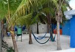 Hôtel Mexique - Blue Magic Hostel-4