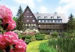 Hôtel Stollberg/Erzgebirge - Romantik Hotel Jagdhaus Waldidyll