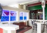 Hôtel Beruwala - Hotel Coconut Bar Sea Lodge-3