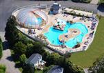 Camping avec Parc aquatique / toboggans Bretagne - Camping Domaine de Bel Air-1