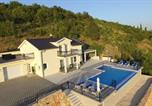 Location vacances Podbablje - Villa Melani with pool - Poljica-3
