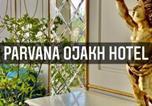 Hôtel Arménie - Parvana Ojakh Hotel-1