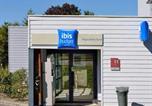 Hôtel Charente - Ibis budget Angoulême Nord - rénové-1