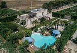 Location vacances Cellino San Marco - Casina Metrano-Castello Monaci-2