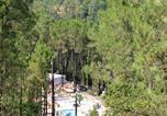 Camping avec Piscine couverte / chauffée Chastanier - Camping Bois Simonet-4