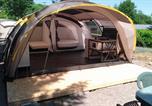 Camping avec Site nature Aydat - Camping Bois de Gravière-3