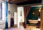 Hôtel Marmagne - Le Boudoir d'artiste-2