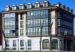 Hôtel Oviedo - Astures-4