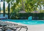 Hôtel Calistoga - Best Western Plus Stevenson Manor-1