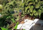 Location vacances Vieux Habitants - Studio in Vieux habitants with wonderful sea view enclosed garden and Wifi-3