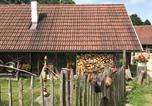 Location vacances Maria Taferl - Getreidekasten auf einer Lamafarm-1