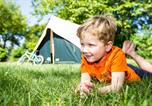 Camping en Bord de lac Lot - Camping Moulin du Bel Air-4