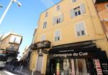 "Location vacances Cannes - One bedroom 2 minutes from ""La Croisette"" beach and Palais (benjo)-1"