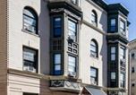Location vacances Quincy - Boston Fenway Inn by Found-3