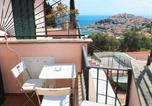 Location vacances Imperia - Casa Altamira - fantastica vista sul mare-1
