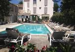 Hôtel Les Baux-de-Provence - Logis Les Magnanarelles-1