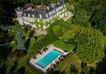 Hôtel 4 étoiles Uzerche - Chateau de Lalande - Les Collectionneurs-2