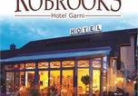 Hôtel Bad Oeynhausen - Robrooks Hotel Garni-1