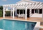 Location vacances Cala En Porter - Villa de Amigos-1