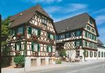 Hôtel Durbach - Obere Linde-1