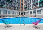 Hôtel Province de Madrid - Residencia Universitaria Vallehermoso-1