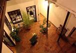 Hôtel Cuenca - A Casa Naranja-4