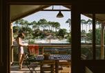 Camping avec Piscine couverte / chauffée Tosse - Village Naturéo-1