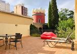 Location vacances Pont de Molins - The Museum Apartments-1