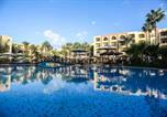 Hôtel Hammamet - Hotel Paradis Palace-2