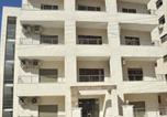 Location vacances Jerash - Amazing one Bedroom Apartment in Amman, Elwebdah 9-4