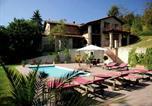 Location vacances Farigliano - Fabulous Mansion in Bastia Mondovi with Swimming Pool-1