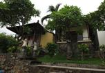 Villages vacances Candi Dasa - Moonshine Bungalows-4
