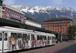 Location vacances Innsbruck - Boardinghouse Südtirolerplatz-2