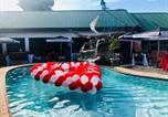 Hôtel Zambie - Le Dolphin's Grand Paradiso Hotel-3