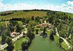 Camping avec Site nature Mazères - Camping Du Lac De Thésauque-1