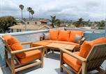 Location vacances Ventura - Beachfront Beauty 1174-1