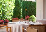 Hôtel 4 étoiles Perpignan - Hotel Gourmet Emporda-4